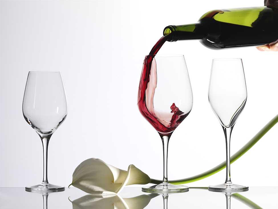 Stolzle glassware