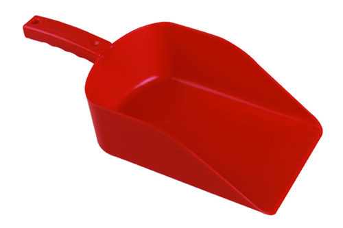 14 inch scoop (red)