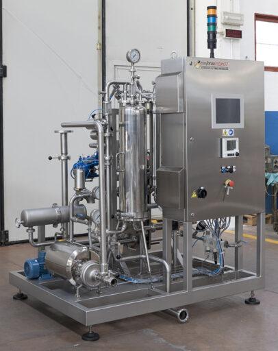 DEGAS Membrane Deaeration System