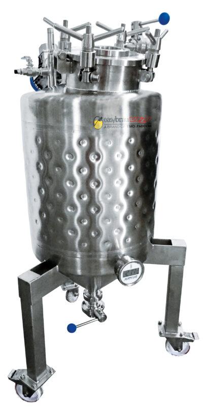 Yeast storage system